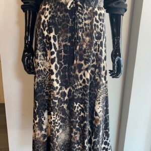 BATIDA ROK 8717 BIG ANIMAL PRINT